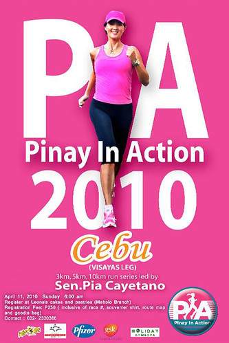 Pinay In Action 2010 Cebu