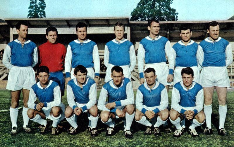 strasbourg 1960-61