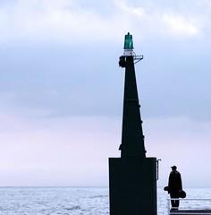 ailleurs (Color-de-la-vida) Tags: blue sea port puerto mar silhouettes siluetas colordelavida