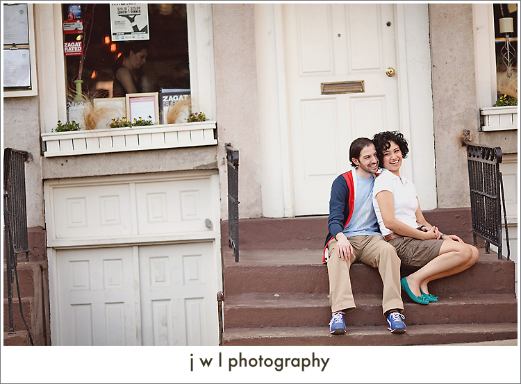 New York City Engagement Session Brooklyn j w l photography 06