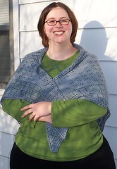 I love this shawl