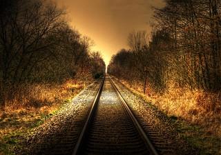 Bahngleise - Rail Tracks