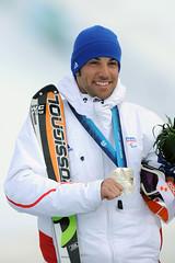 Triple médaillé aux jeux paralympiques de Vancouver