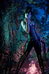 DSC_6656 (the PhotoPhreak) Tags: woman girl leather female fetish vintage studio costume clothing model war cosplay victorian dressup fantasy latex corset heroes cleavage makebelieve buckles villians pretend steampunk