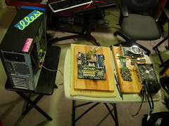 Disassembly (JonJCP) Tags: pc disassemble
