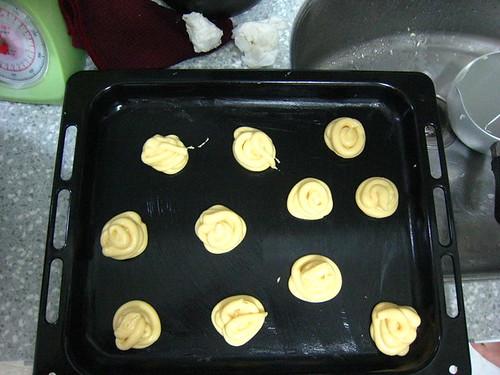 草莓卡士達泡芙 (10)