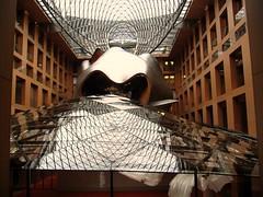 DZ Bank - Berln (OTEIN) Tags: berlin arquitectura europa escultura viajes alemania cristal diseo vidrieras reflejos acero cristaleras dzbank mywinners artgalleryandmuseums otein esctructurasmetalicas