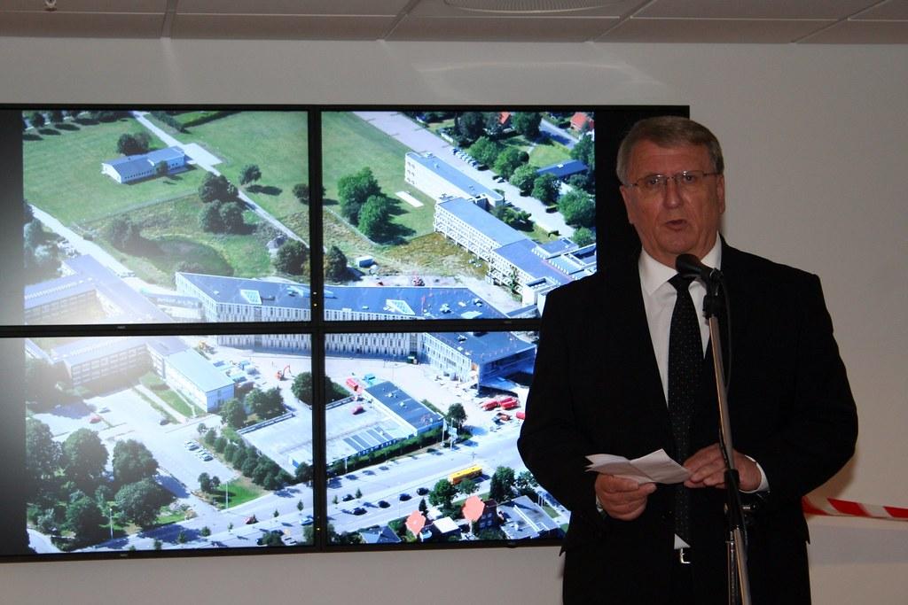 Mayor Poul Lindor Nielsen, Roskilde