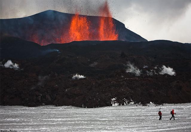 Volcano Walk
