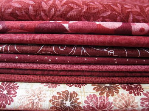 #86 - The Girlie Quilt Fabrics