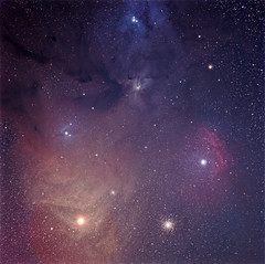 Ophiuchus Rho with Antares and M4 (Explored) (VisualUniverse) Tags: night space explore nebula astronomy universe m4 antares explored sh29 globularstarcluster ngc6144 ic4603 ic4604 ic4605 Astrometrydotnet:status=solved Astrometrydotnet:version=14400 Astrometrydotnet:id=alpha20100390311774 ophiuchusrho m4starcluster
