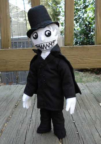 London After Midnight plush