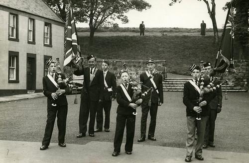 Boys Brigade, 1957