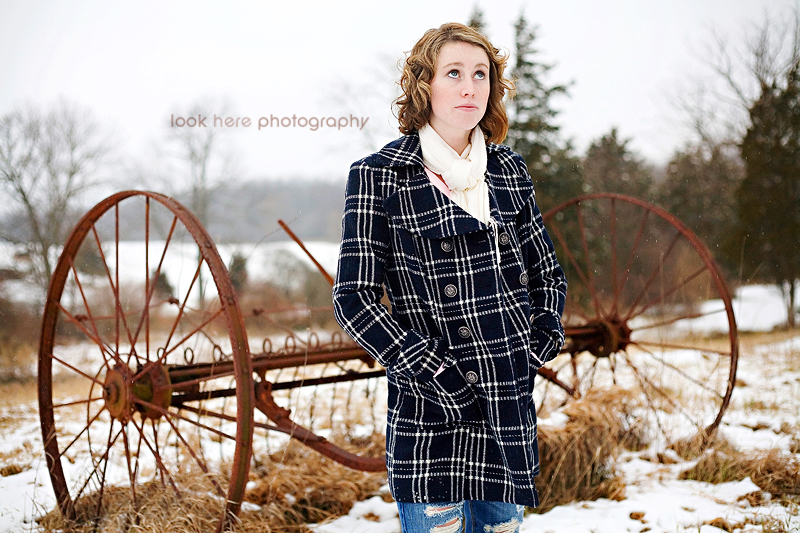 Kristin - Senior Session