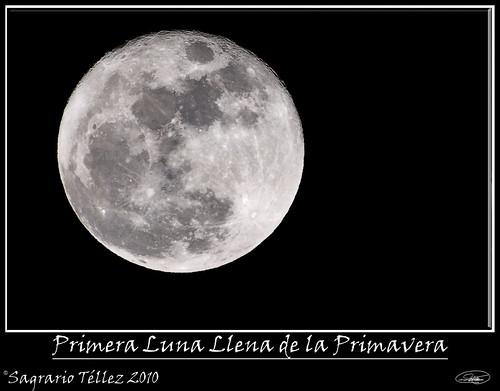 Primera Luna Llena de la Primavera