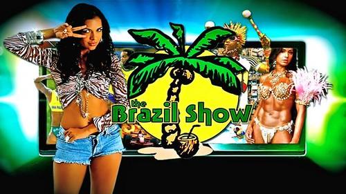 Brazilian Supermodel Michelle Martins In Brazilian Bikini On Vimeo By Thebrazilshow