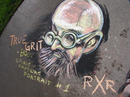 David Boe, True Grit Spirit Portrait