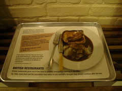british restaurants ministry of food iwm london