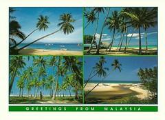 Greetings From Malaysia (projeksatudunia) Tags: postcard mila malaysia metallica ledzeppelin poskad hafiz bogel telanjang mawi aril melayuboleh babyrina