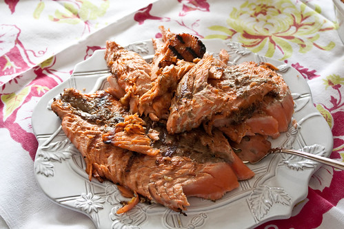 lemon salmon