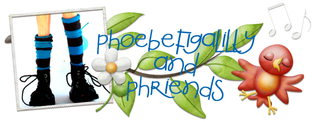 Phoebefigalilly and Phriends