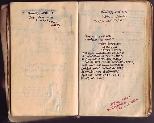 1954: April 4-5