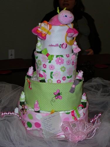 Diaper Cake (Gina)