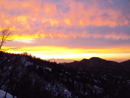 Beautiful San Bernardino Mountains