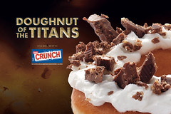 doughnuts of the titans