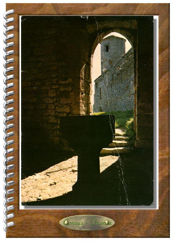 SEVERAC Le château (Aveyron)