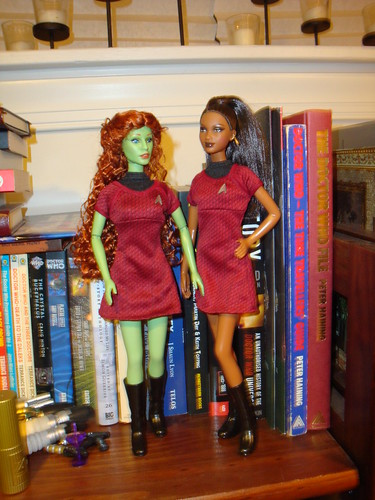 Gaila and Uhura