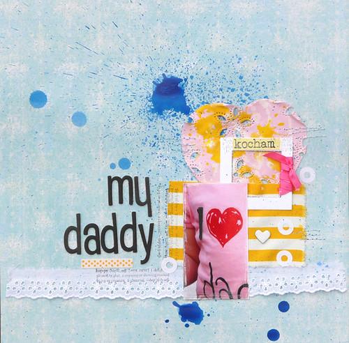 TCR#1- I love my daddy