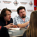 Jonathan Ross & Tommy Lee Edwards - FP Signing