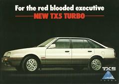 Ford TX5 Turbo