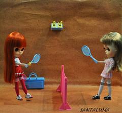 Jogo de tenis!!