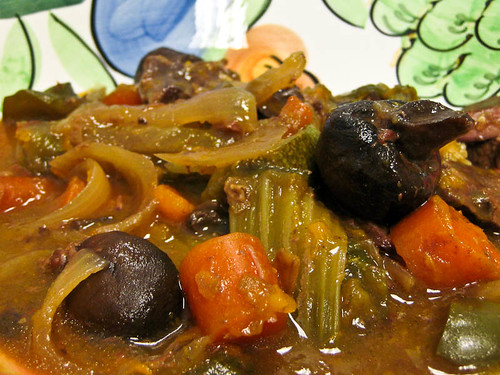 Modified Beef Stew (Prepared)
