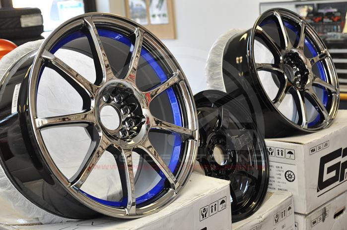 GP Racing Wheels