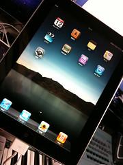 iPad. Foto: Tsubaki Kaworu