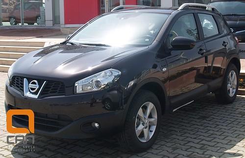 Nissan Qashqai Resimleri.