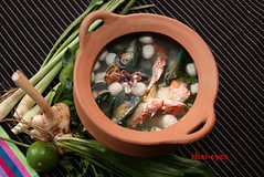 Thai Seafood Soup Bo Taek (thaieyes) Tags: cooking recipe thailand soup asia eating thai seafood recipes thaifood thaicuisine hotandspicy seafoodsoup thaisoup botaek