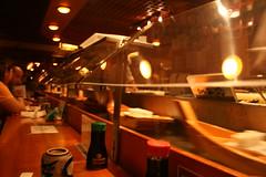 Sushi Boat 1