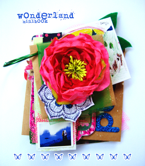 PNA *Wonderland Mini* Front Cover