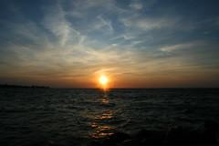 Sonnenaufgang (bjoern09) Tags: sea sun art beach strand sunrise canon deutschland eos meer wasser efs1855mm free sonne sonnenaufgang ostsee kellenhusen f3556 400d