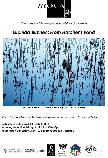 Lucinda Bunnen at MOCA GA