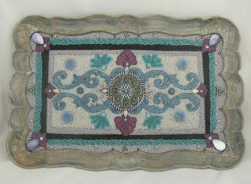 Jeweled Tray