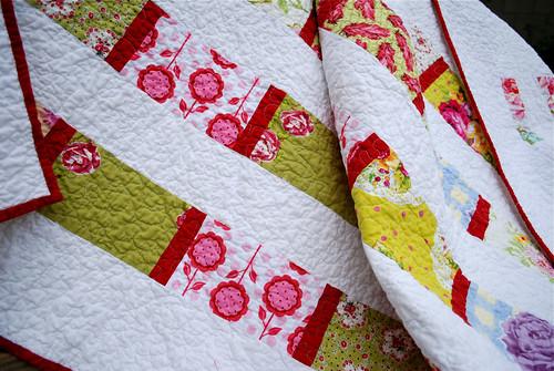 quilt closeup