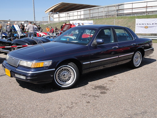 1994 Mercury Cougar Xr7. 1994 Mercury Grand Marquis