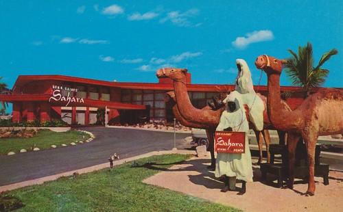 Sahara Motel - Miami Beach, Florida