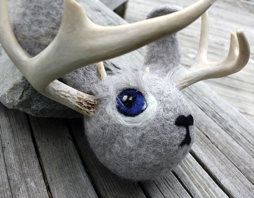 Jackalope Real Antler Shed Dog Toy