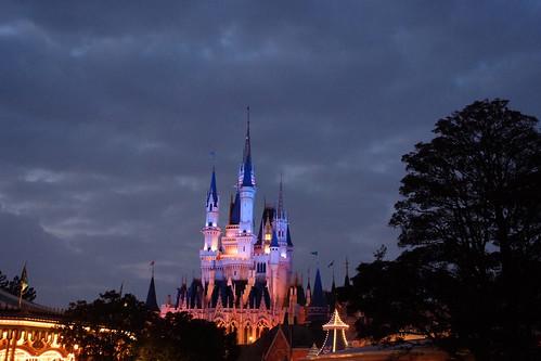 東京迪士尼 夢幻城堡